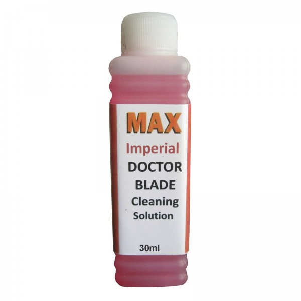 Max Imperial 30ML Doctor Blade Cleaning Solution