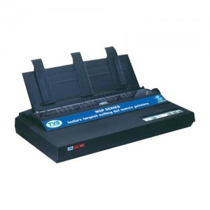 Refurbished TVS MSP 355 Marathon DotMatrix Printer (24W 136COL)
