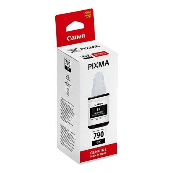 Canon GI-790 Black 135ML Genuine Ink Bottle
