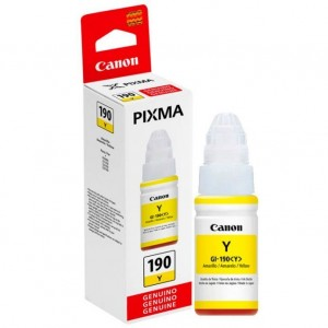 Canon GI-790 Yellow 70ML Genuine Ink Bottle