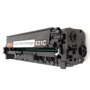 Laser Toner Cartridge CB531 Cyan Compatible For HP CP 2020 2025n M451dw Printer