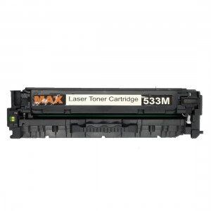 Laser Toner Cartridge CB533 Magenta Compatible For HP CP 2020 2025n M451dw Printer