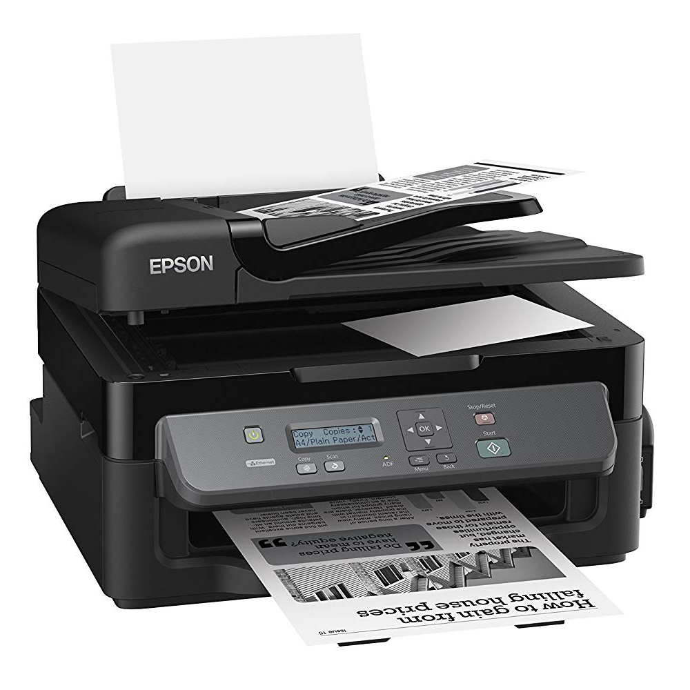 Epson M205 All In One Wireless Ink Tank Printer With Adf