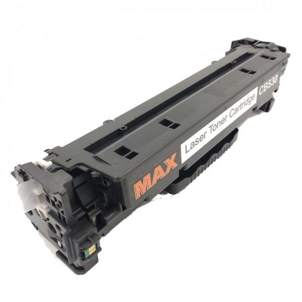 Max CB 530 Compatible Toner Cartridge For HP CP2020 CLJ CP2025dn CP2025n Printers