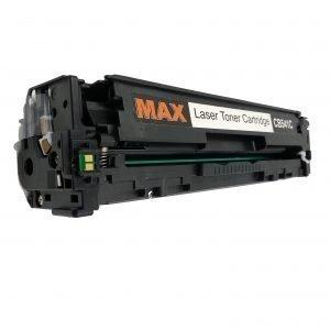 Max 541C Compatible Toner Cartridge For HP CP1215 CP1515n Printer