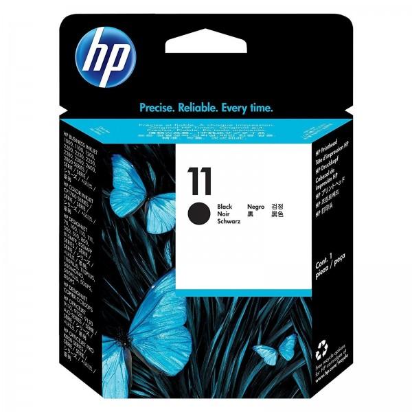 HP 11 Black Print Head Ink Cartridge (C4810A)
