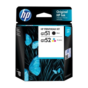 HP GT51 GT52 Original Print Head Replacement Kit (3JB06AA)