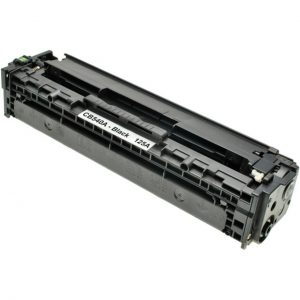 Laser Toner Cartridge 125A Black CB540A Compatible For HP Color LaserJet CP1215 CM1312 CP1515 MF8050CN Printer