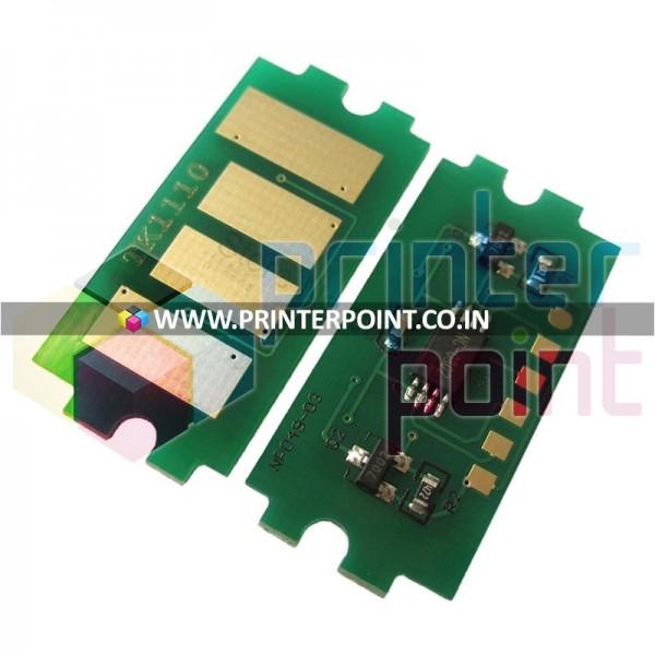 Chip Toner Reset TK-1110 TK-1111 TK-1112 TK-1114 For Kyocera ECOSYS FS-1020 FS-1040 Printer