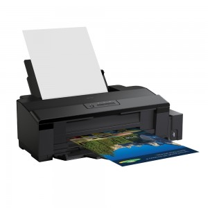 Epson L1800 Borderless A3+ Photo Printing Ink Tank Printer (Black)