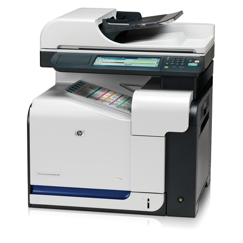 Refurbished HP Color LaserJet CM3530 Multi-Function Printer