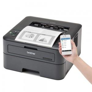 Brother HL-L2366DW Monochrome Laser Printer
