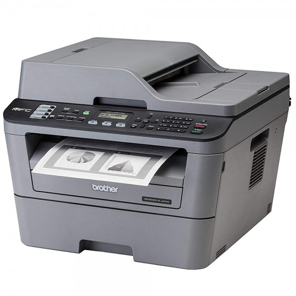 Brother MFC-L2701DW Monochrome Multi-Function Laser Printer