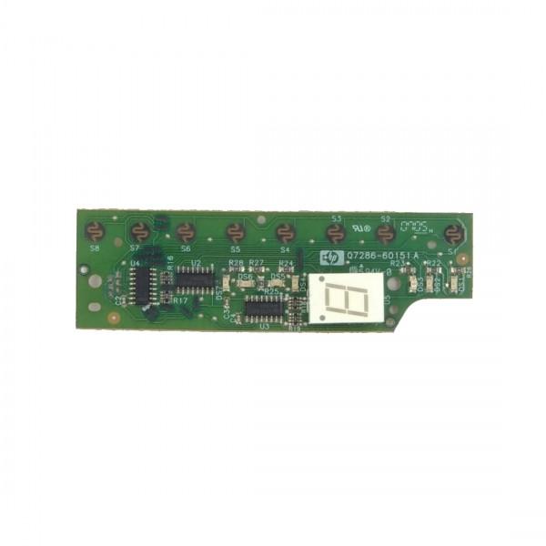 Control Panel For HP Inkjet Psc1315 Psc1410 Printer (Q7286-60001)