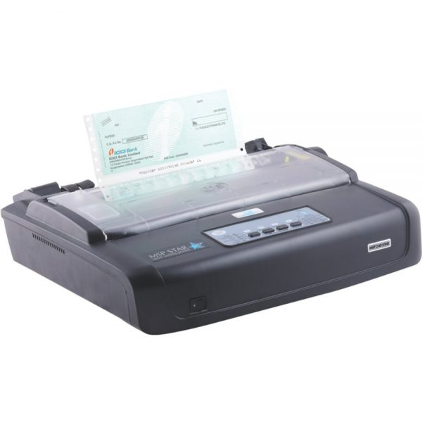 TVS MSP 240 Star Monochrome Dot Matrix Printer (9 Pin 80 Column)