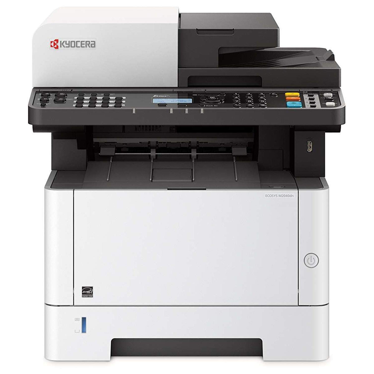 Kyocera ECOSYS M2040dn All-In-One Monochrome Laser Printer ...