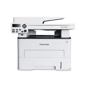 Pantum M7102DN Multi-Function LaserJet Printer (White)