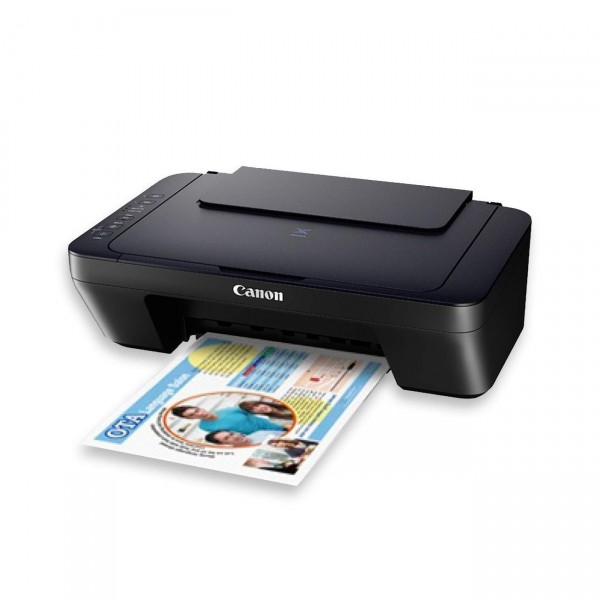 UnBoxed Canon E470 All-in-One Inkjet Wireless Printer (Brand New)