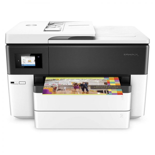HP OfficeJet Pro 7740 Wide Format All-In-One Printer (G5J38A)