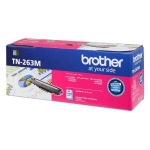 Brother TN-263M Magenta Original Toner Cartridge (Box Pack)