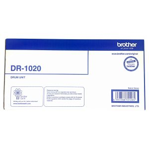 Brother DR-1020 Original Drum Unit (Box Pack)