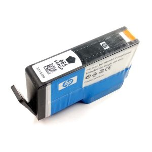HP 685 Black Original Ink Advantage Cartridge Oem Pack (CZ121AA)
