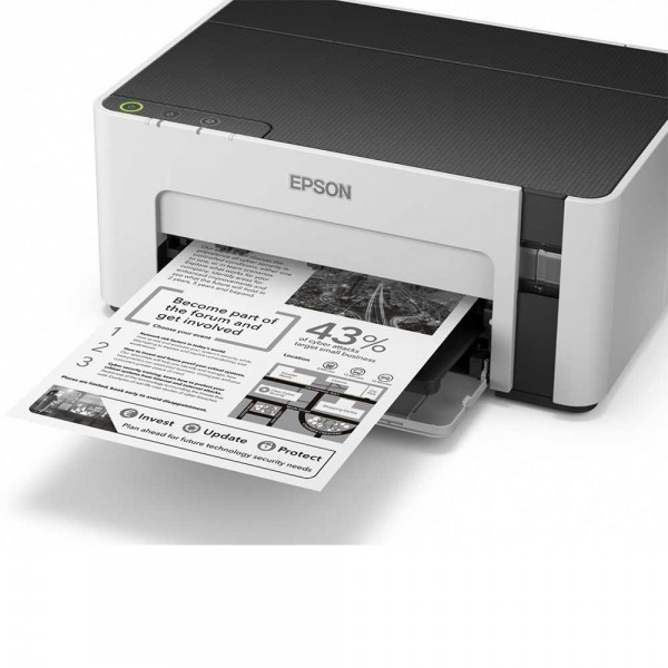 Epson M1100 EcoTank Monochrome Ink Tank Printer