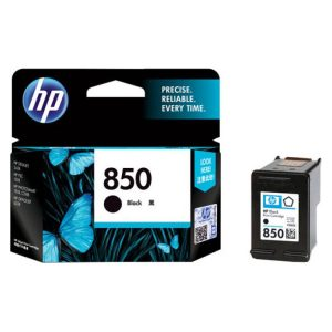 HP 850 Black Original Ink Cartridge (C9362ZZ) (OEM Pack)