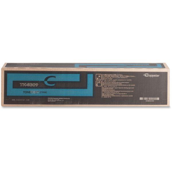 Kyocera TK-8309C Cyan Original Toner Cartridge (Box Pack)