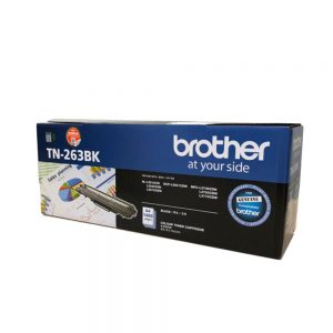 Brother TN-267BK Black Original Toner Cartridge (Box Pack)