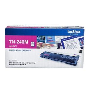 Brother TN-240M Magenta Original Toner Cartridge (Box Pack)
