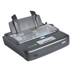 TVS MSP 250 Star Monochrome Dot Matrix Printer (9 Pin 80 Column)