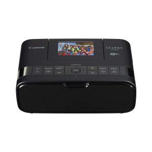 Canon Selphy CP1200 Black Wireless Color Photo Printer