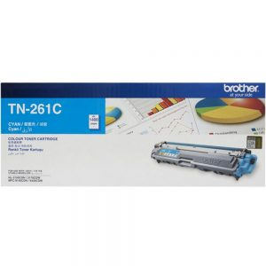 Brother TN-261C Cyan Original Toner Cartridge (Box Pack)