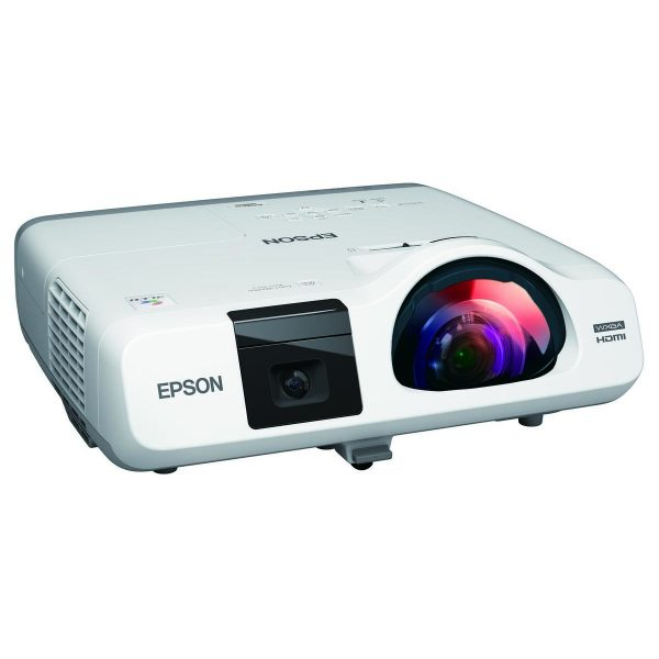 Epson EB-536Wi Short Throw Interactive WXGA 3LCD Projector