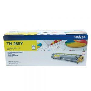Brother TN-265Y Yellow Original Toner Cartridge (Box Pack)