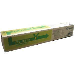 Kyocera TK-8319Y Yellow Original Toner Cartridge (Box Pack)