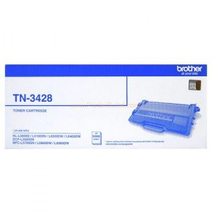 Brother TN-3428 Original Toner Cartridge (Box Pack)