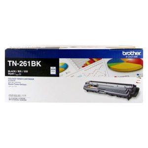 Brother TN-261BK Black Original Toner Cartridge (Box Pack)