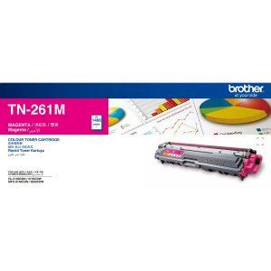 Brother TN-261M Magenta Original Toner Cartridge (Box Pack)