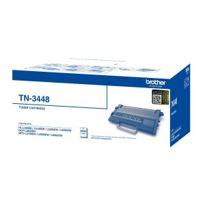 Brother TN-3448 Original Toner Cartridge (Box Pack)
