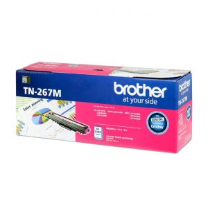 Brother TN-267M Magenta Original Toner Cartridge (Box Pack)