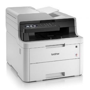 Brother MFC-L3735CDN Color Multi-Function Printer With Auto Duplex & WiFi