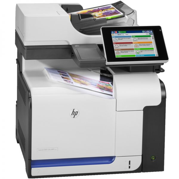 HP LaserJet Pro 500 Color MFP M570dw Printer (CZ272A)
