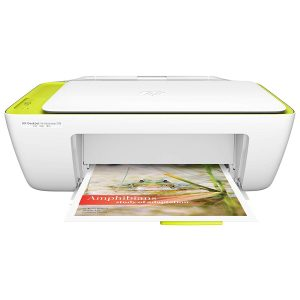 Unboxed HP DeskJet 2138 All-in-One Ink Advantage Colour Printer