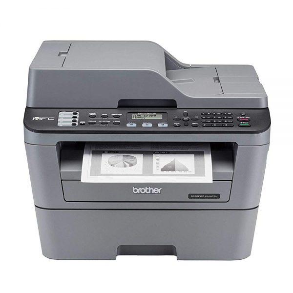 Brother MFC-L2701D Monochrome Multi-Function Laser Printer
