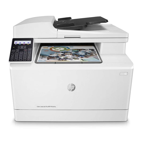 HP M181fw Color LaserJet Pro Multi-Function Printer (T6B71A)