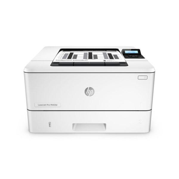 HP M403N LaserJet Pro Printer (F6J41A)