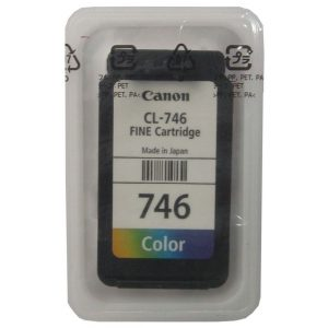 Canon CL-746 Original Color Ink Cartridge (OEM Pack)