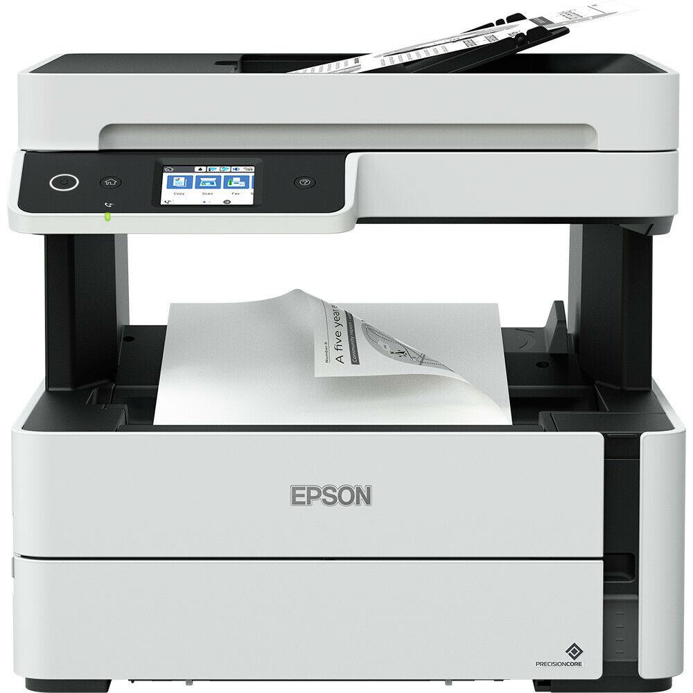 Epson EcoTank Monochrome M3180 All-In-One Duplex Wi-Fi Ink Tank Printer